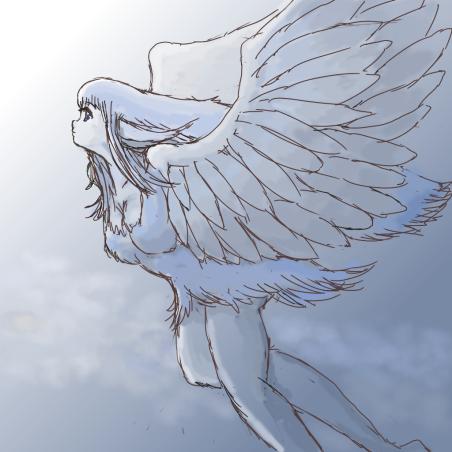 羽娘の飛翔