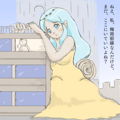 とどまる!梅雨前線さん!!