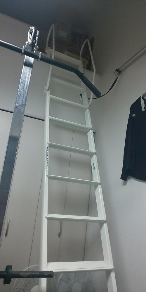 滑りはしご