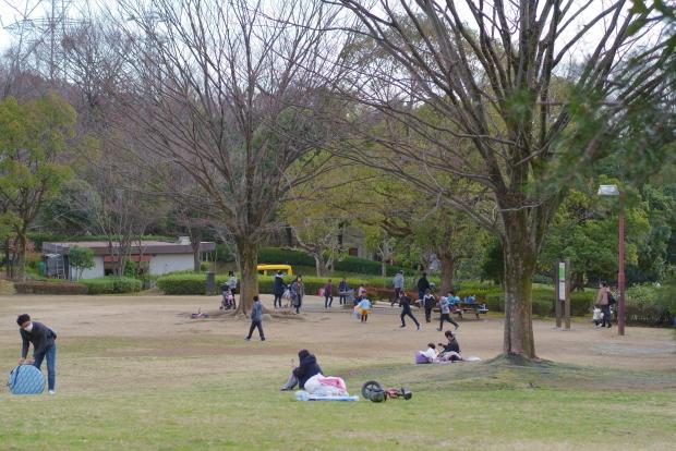 ふるさと公園子供お休み00084060