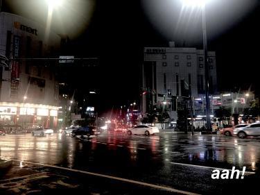 韓国も梅雨の季節となりました
