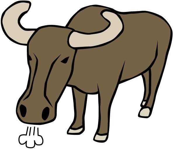 牛のげっぷ