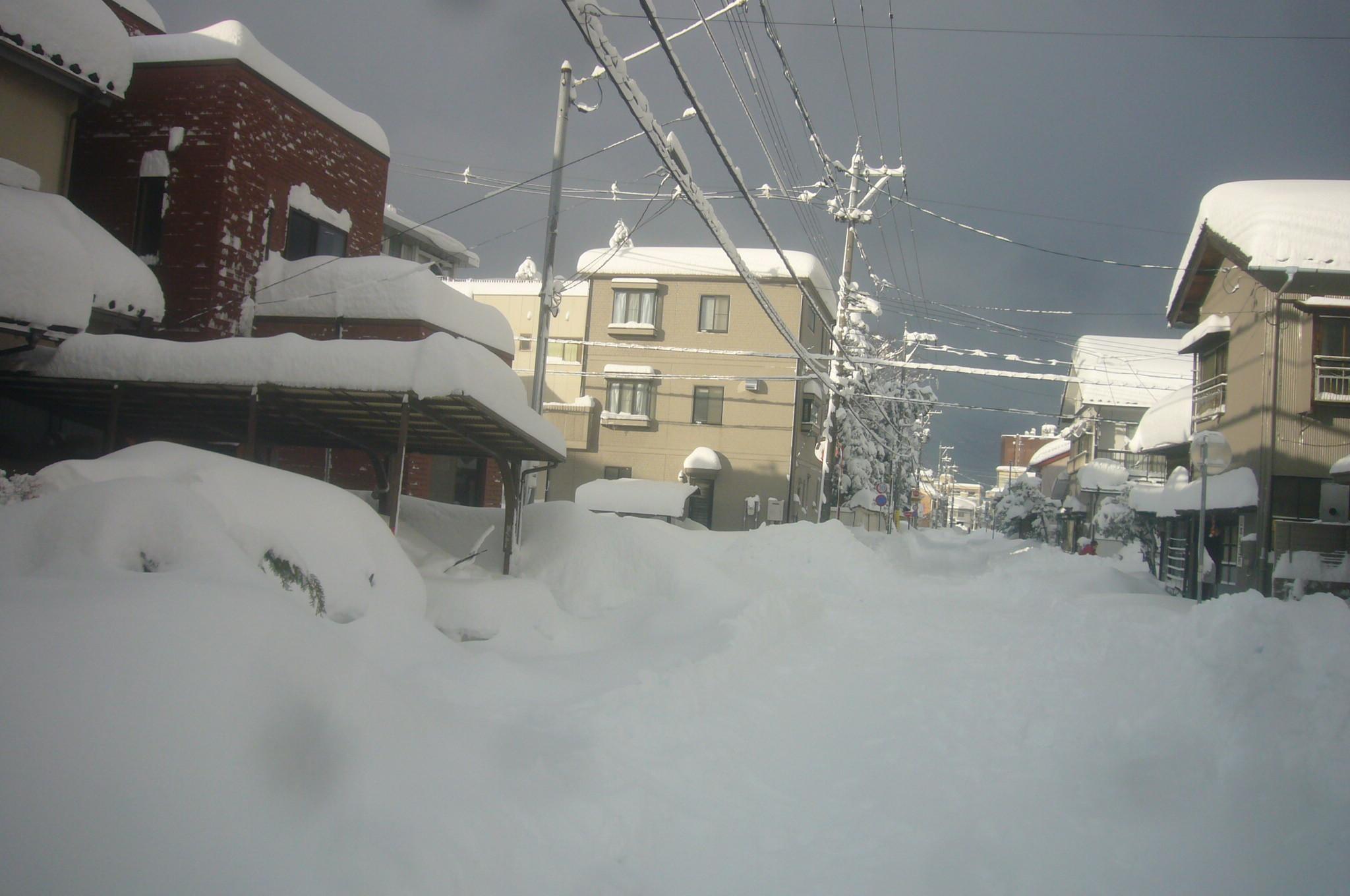 雪景色 R3.1.10
