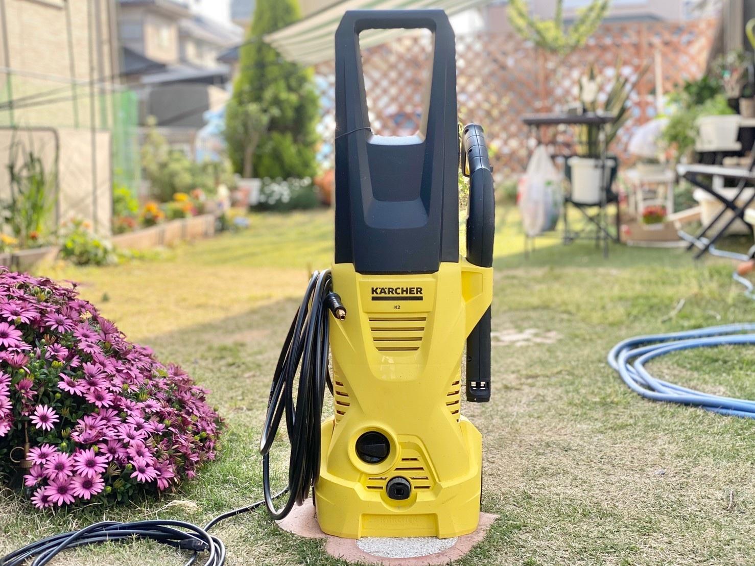 高圧洗浄機 K2
