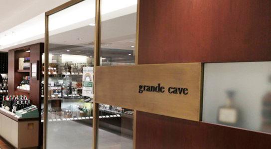 ISETAN Grande Cave2