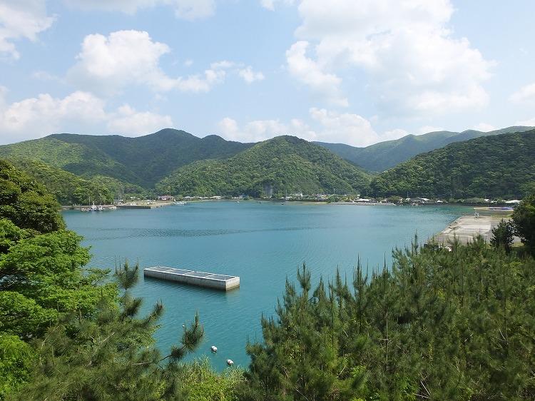 瀬戸内町・篠川(しのかわ)集落