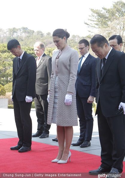 Crown Princess Victoria and Prince Daniel visits South Korea - Day 2 (7)