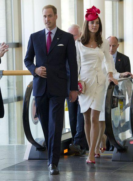 Kate Middleton Photos Photos_ The Duke And Duchess Of Cambridge Canadian Tour - Day 2 (1)