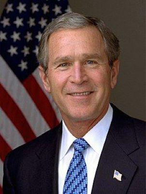 ジョージ・W・ブッシュ a