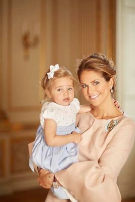 New Photos Released of Swedish Royals