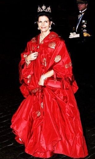 【スウェーデン王室】2014年ノーベル賞授賞式 受賞者晩餐会の画像