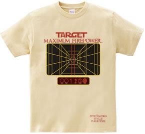 T-shirt X-WING コックピットパネル