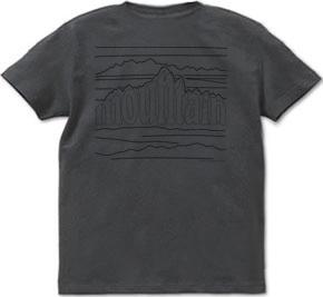Tシャツデザインマウンテンタイポグラフィ