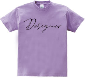 デザインTシャツ デザイナー(Designer)