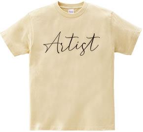 デザインTシャツ アーティスト(Artist)