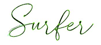 デザインTシャツ サーファー(Surfer)