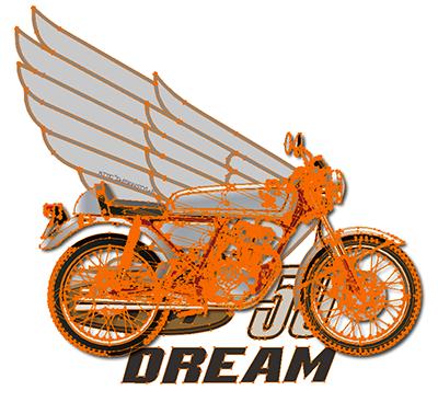 Dream50(ドリーム50)デザインTシャツ & スエット