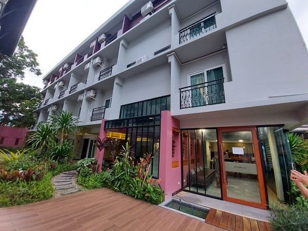 Hotel in Chieng Mai (1)