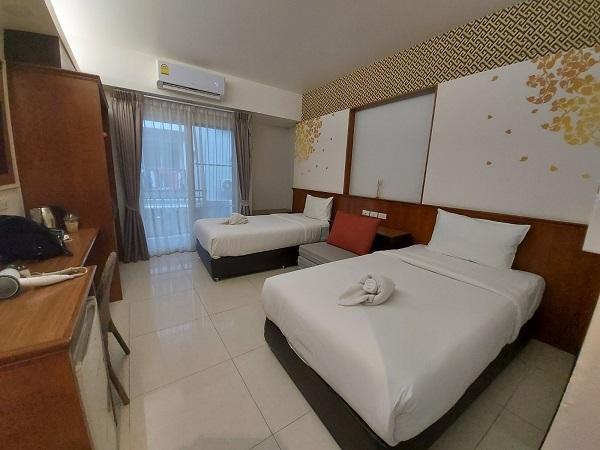 Chieng Mai hotel (2)