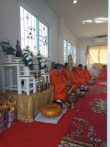 Nengs blessing new house ceremony (2)