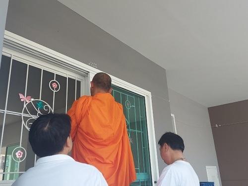 Monk write talisman (1)