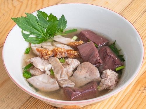 pork blood jelly soup (3)