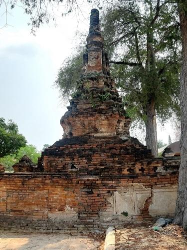 Anciet style near Phu Khao Thong