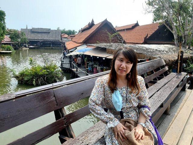 Ayothaya floating market (9)