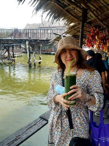 Ayothaya floating market (12)
