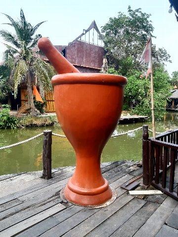Ayothaya floating market (13)