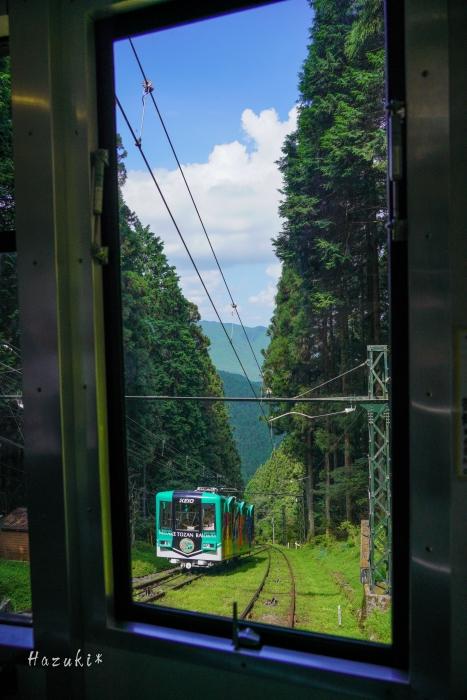 御岳登山鉄道10
