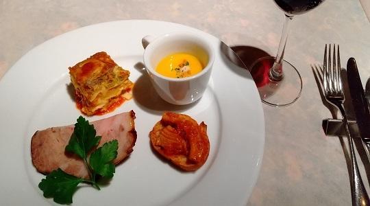 ポルタロッサ前菜