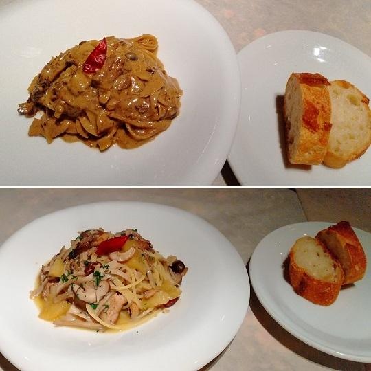 ポルタロッサ・パスタ料理