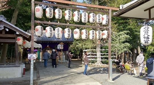 若宮神社・入口.