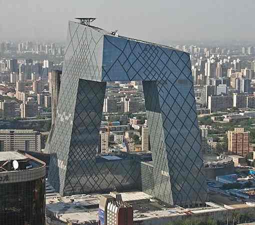 中国中央電視台