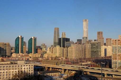 Beijing_CBD_Skyline