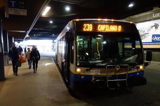 ノースバン バス