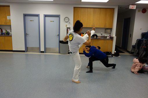 コンビネーション練習4