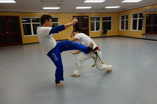 コンビネーション練習タルタルーガ6