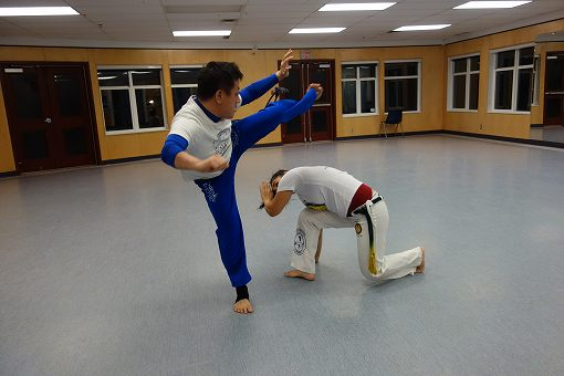 コンビネーション練習タルタルーガ8