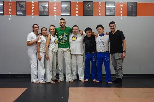 Axé Capoeira Richmond Thank you!