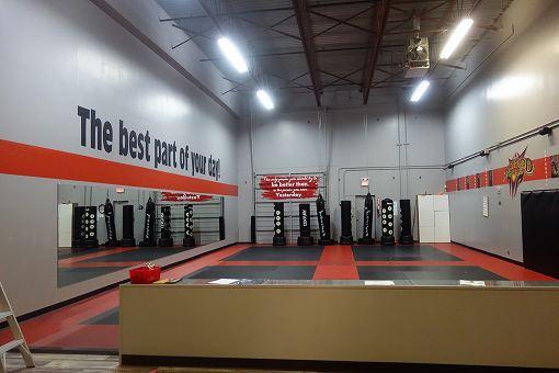 Richmond Martial Arts内部