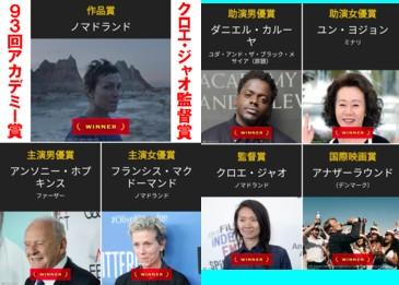 0-アカデミー賞1