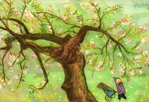 miniIMG_9150トリミングりんごの花