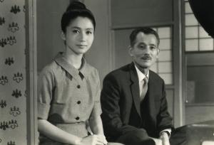「秋刀魚の味」① (C)1962 松竹株式会社