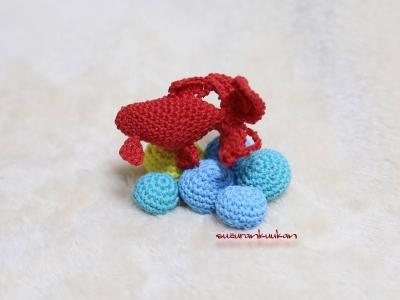 編み金魚001