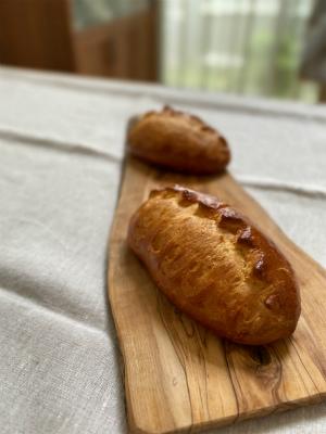 ブリオッシュドックパン