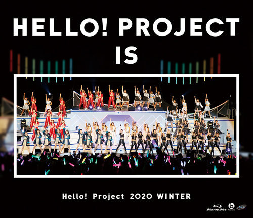 Hello! Project 2020 Winter HELLO! PROJECT IS [     ] ~side A / side B~ blu-ray