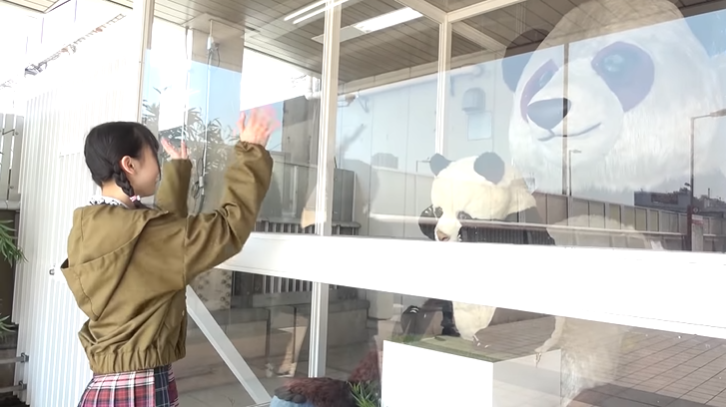 やまざきめいのパンダさんだいすき!!~上野巡り編~01