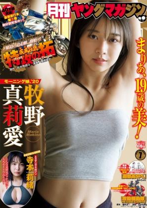 月刊ヤングマガジン2020年06月19日発売号